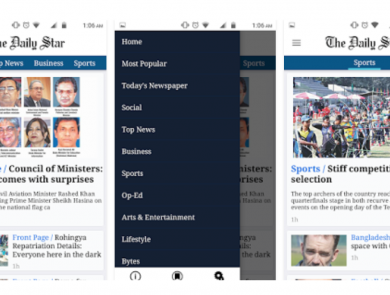 The Daily Star – Android